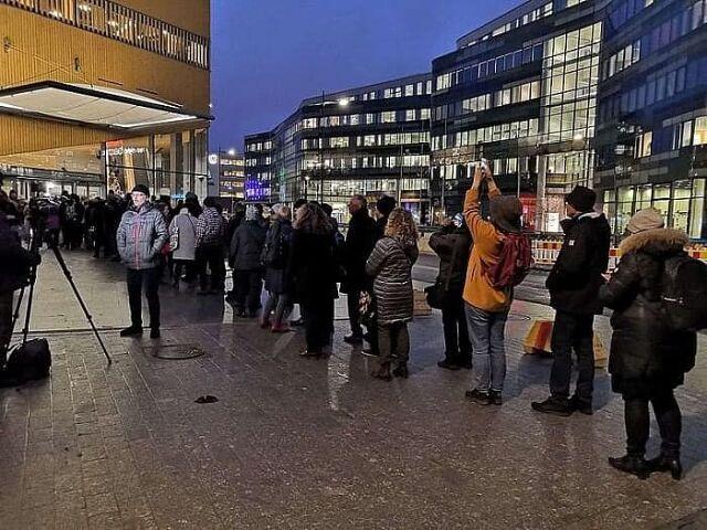 В Хельсинки открылась библиотека