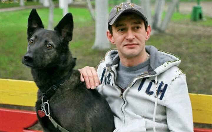 Константин  Юрьевич Хабенский