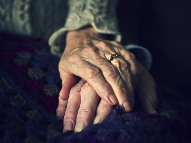 Кто будет держать тебя за руку