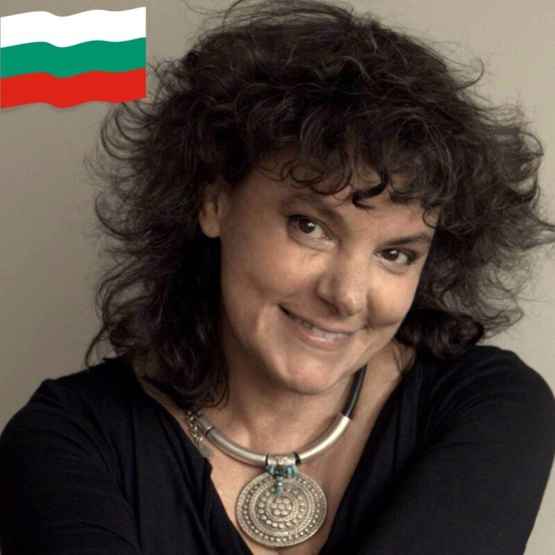Болгарская художница Виктория Стоянова