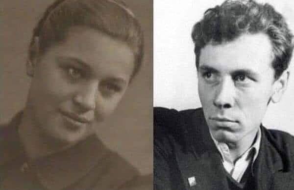 Анатолий Дмитриевич Папанов и Надежда Юрьевна Каратаева