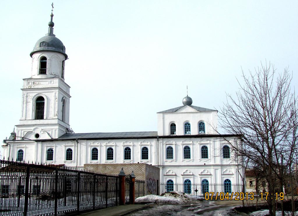 Церковь Николая Чудотворца в городе Шадринске