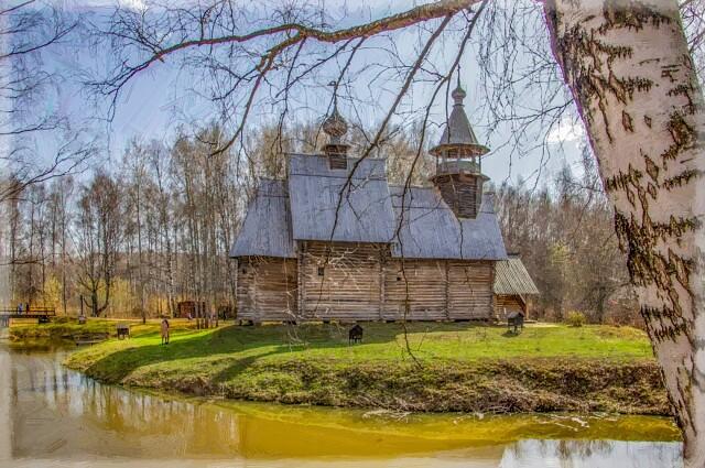 Весенняя прогулка по Костроме