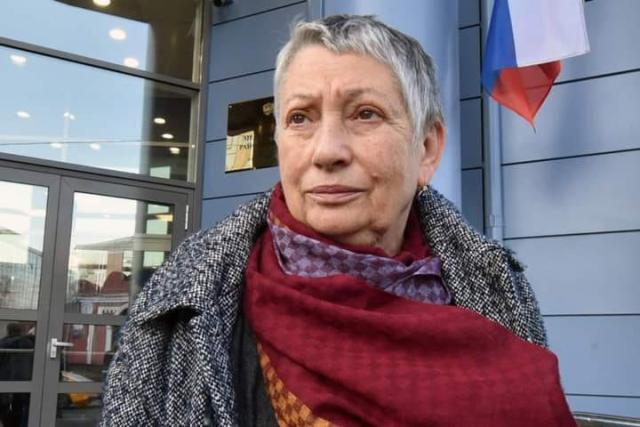 Людмила Евгеньевна Улицкая