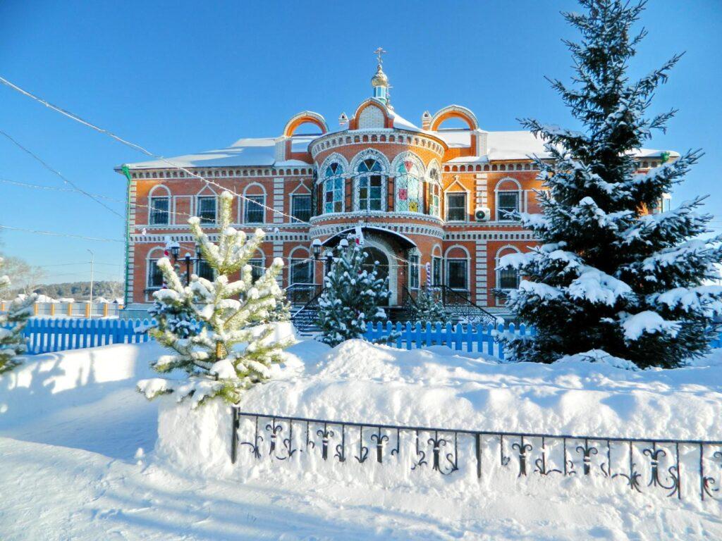 Чимеево. Церковь Казанской иконы Божией Матери