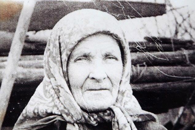 Матрёнин век. Рассказ о Матрёне Ивановне Яковлевой