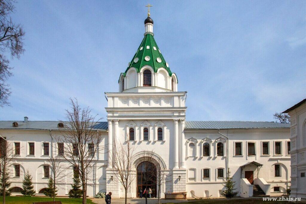Ипатьевский монастырь. Кострома