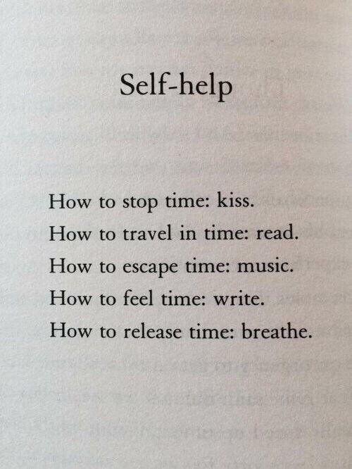 Self - help
