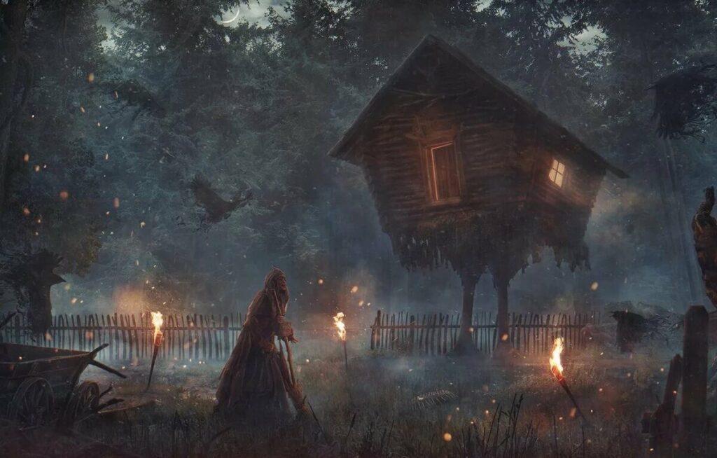 Сказка на ночь Юлии Каташевской