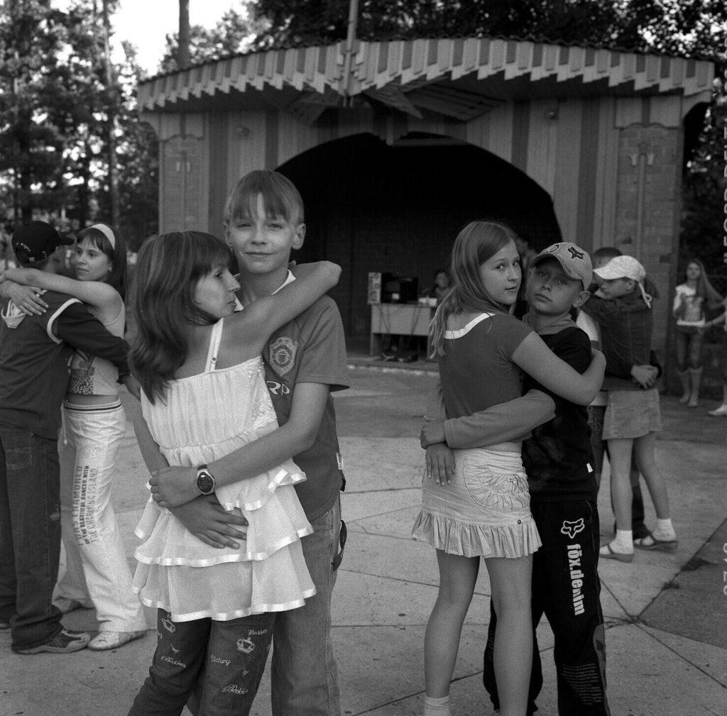 Пионерская дискотека. Рассказ Андрея Егорина