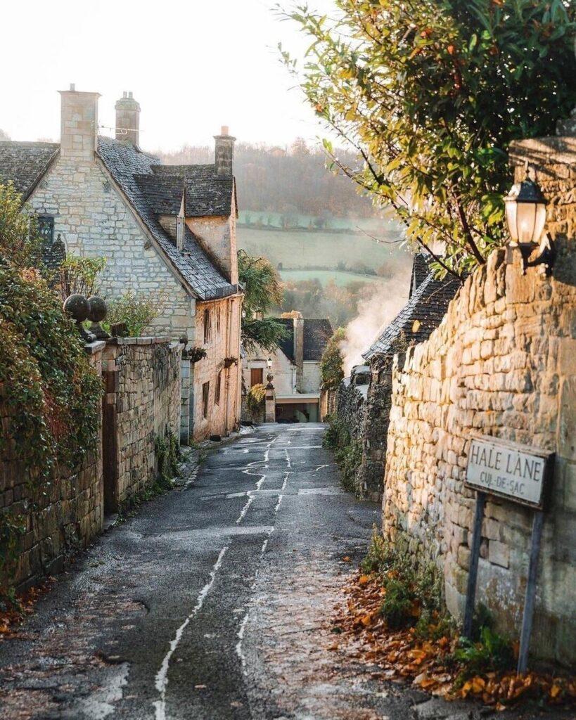 Эстетика английских деревень