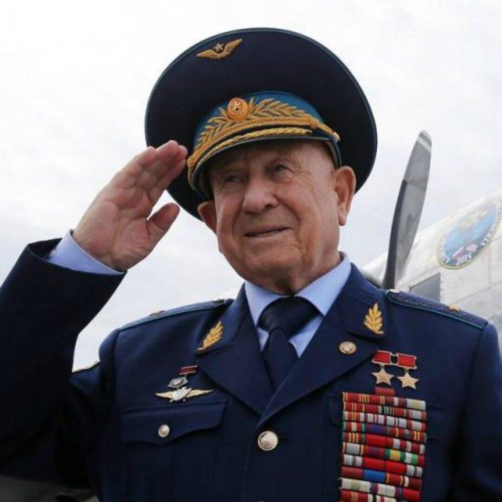 Алексей Архипович Леонов. Воспоминания о полёте в космос