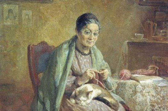 Одна женщина очень тосковала по сыну. Эссе Анны Кирьяновой