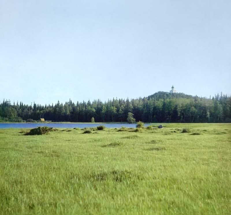 Соловецкий монастырь на старинных фотографиях
