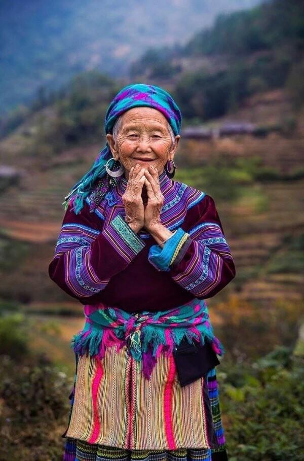 Интересный фотопроект о женщинах разных стран