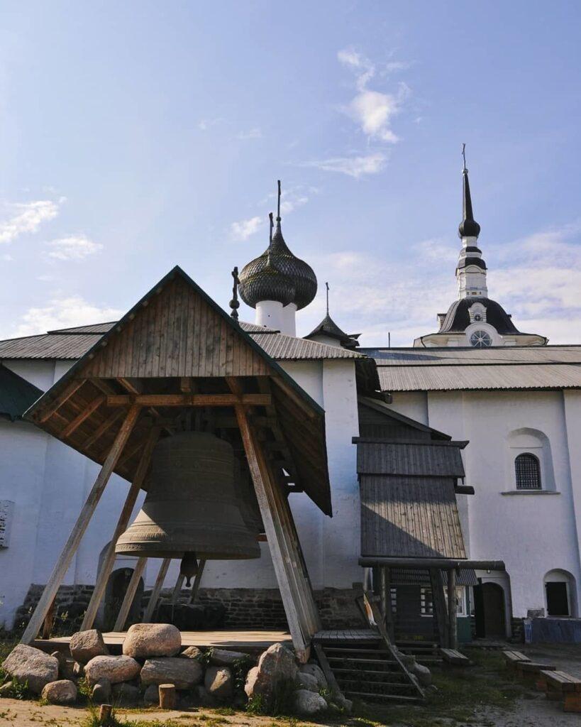 Соловецкий монастырь в наши дни