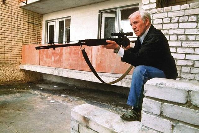 Народный мститель из «Ворошиловского стрелка» списан с реального человека