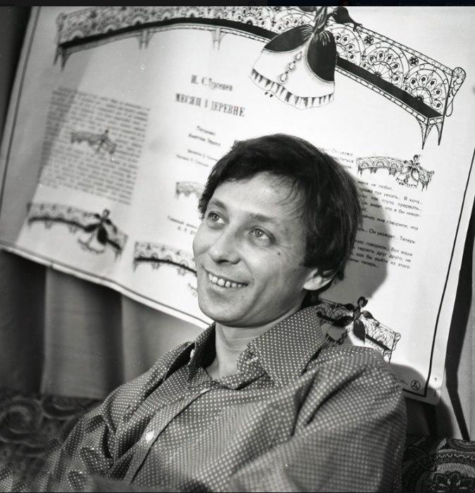 Фотографии и воспоминания фотографа Михаила Гутермана