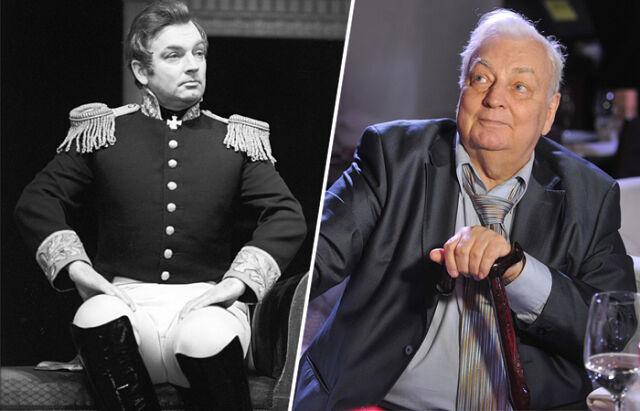 Михаил Михайлович Державин