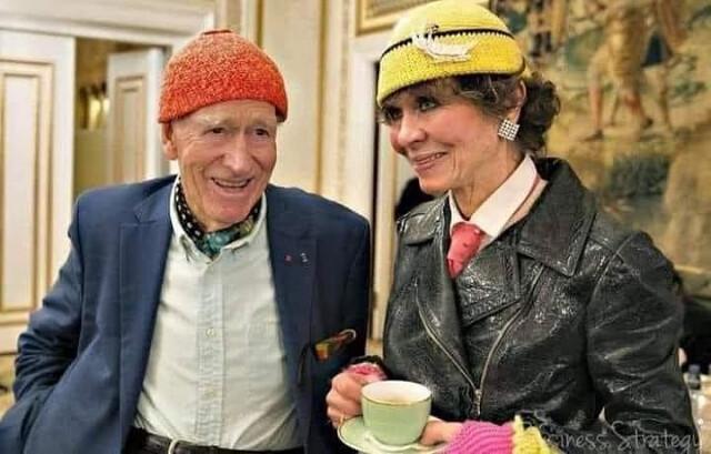 Норвежский миллиардер Олав Тон