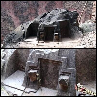 """""""Врата Богов"""". Перу. Возраст 15000 лет"""