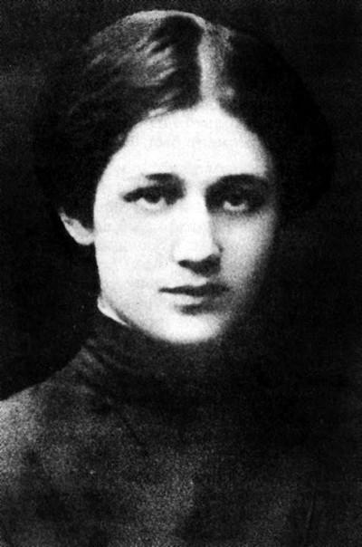 Анна Ахматова. Стихи ранних лет