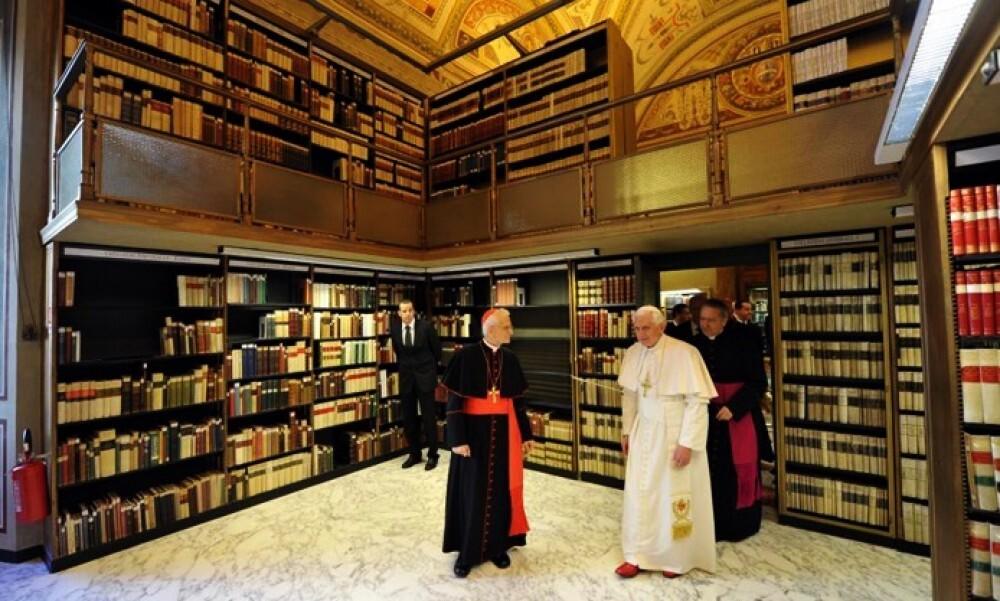 Самая секретная библиотека. Библиотека Ватикана