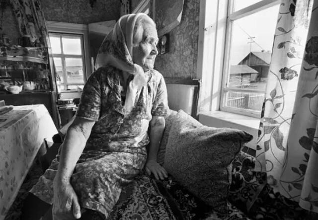 Бабье лето. Рассказ Елены Шаламоновой