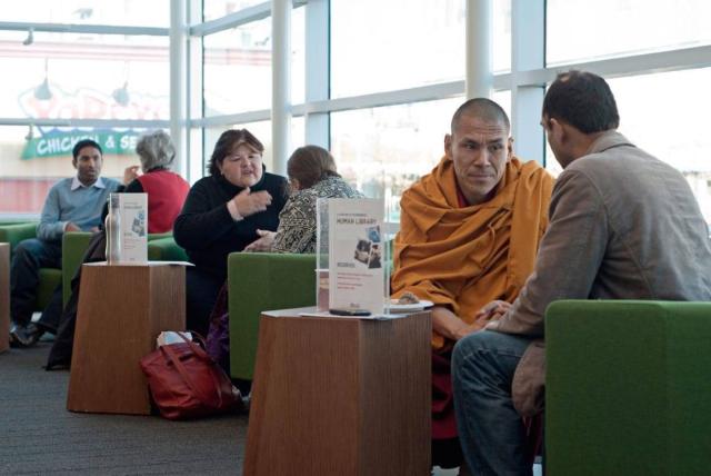 Человеческие библиотеки в Дании
