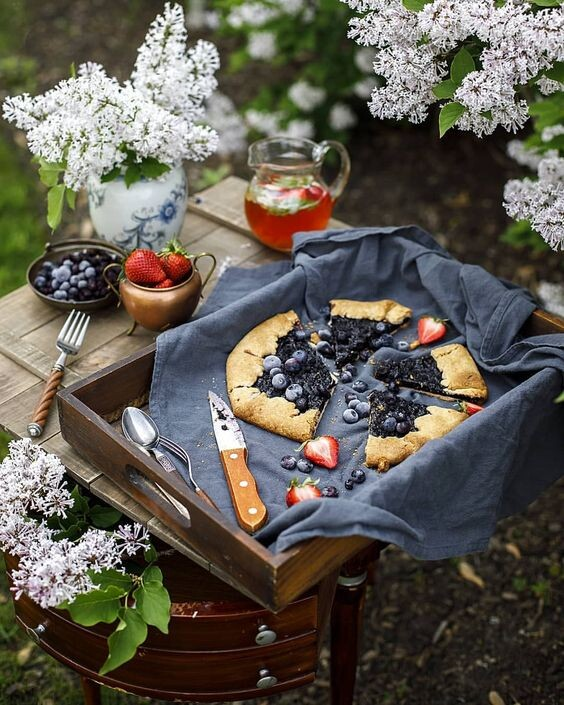 Травяные, цветочные и ягодные чаи