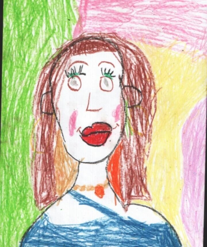 Сочинение ребенка на тему «Мамина внешность»