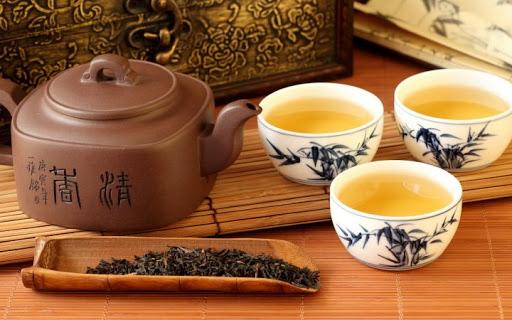 О том, как появился чай