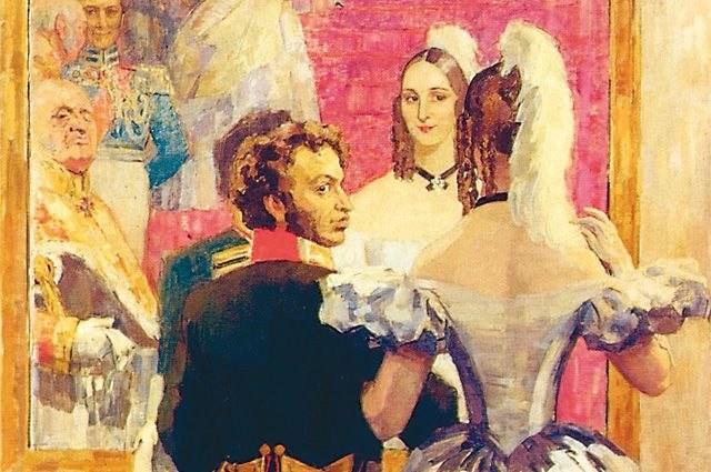 Мадонна Александра Пушкина