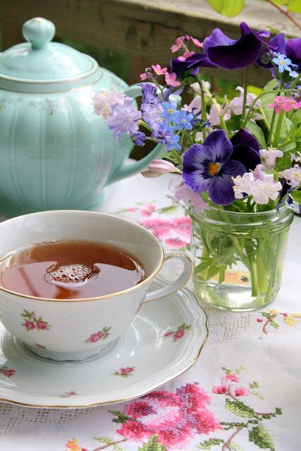 Любовь Достоевского к чаю
