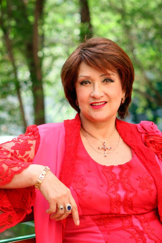 Зинаида Михайловна Кириенко