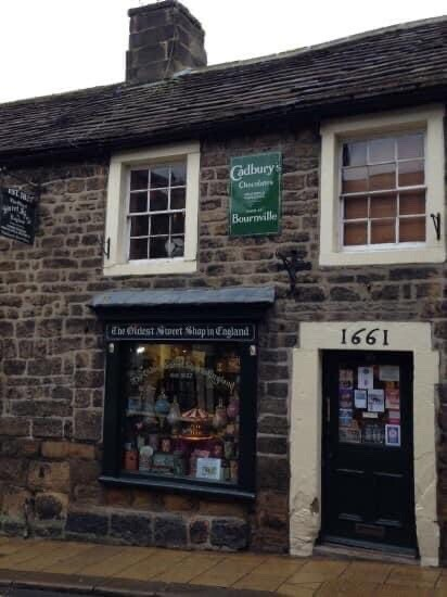 Самый старый магазин сладостей в мире
