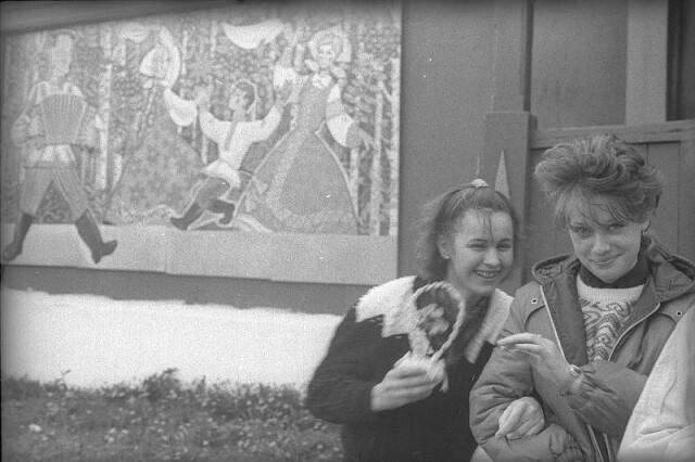 История России в фотографиях