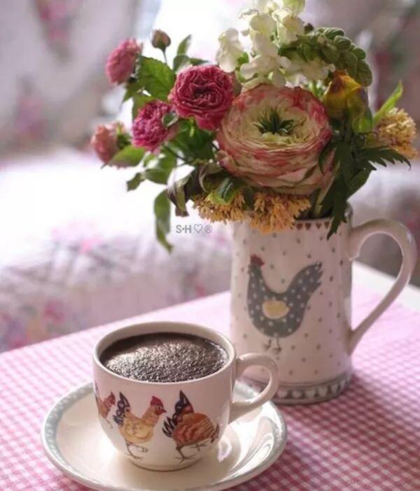 Кофейного отличного утречка всем!