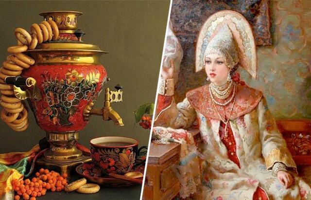 6 неофициальных символов России иностранного происхождения