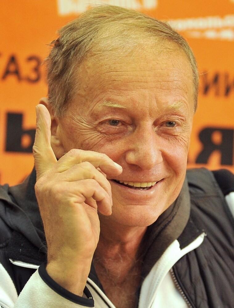Михаил Николаевич Задорнов