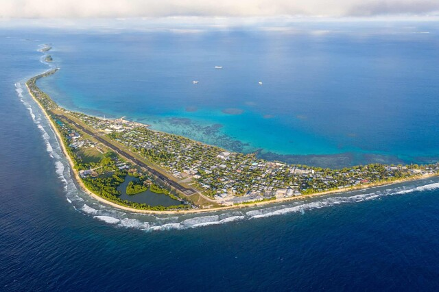 Тувалу. Тихоокеанское государство в Полинезии