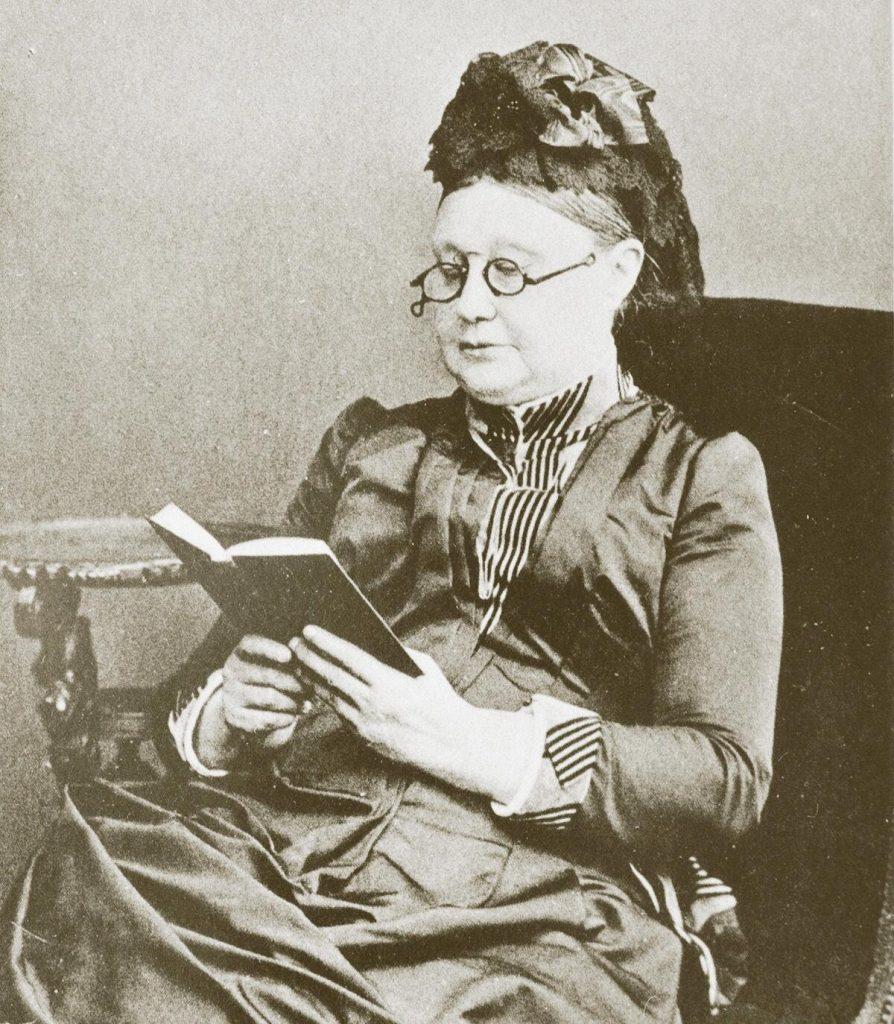 Мария Фёдоровна Морозова