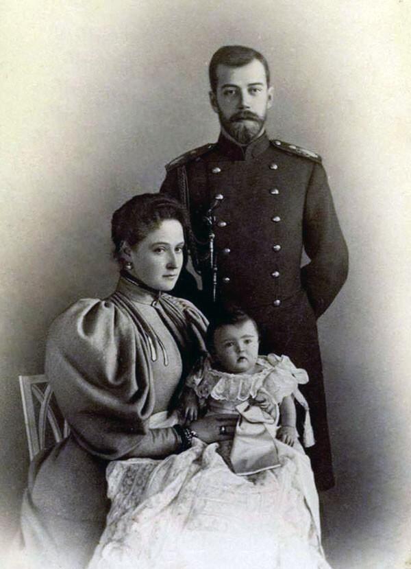 Романовы: семейный портрет