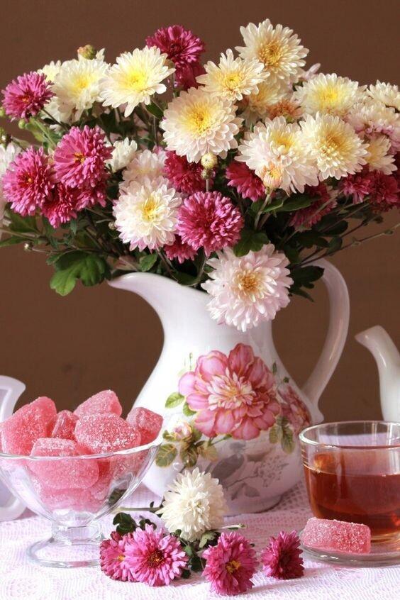 Чай без вкусняшек - заварка на ветер
