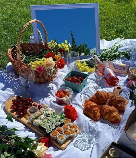 Идеи для воскресного пикника на природе