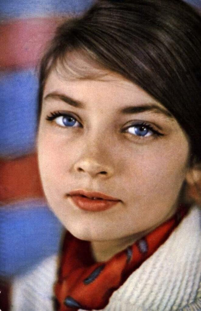Актриса Жанна Болотова о советской жизни
