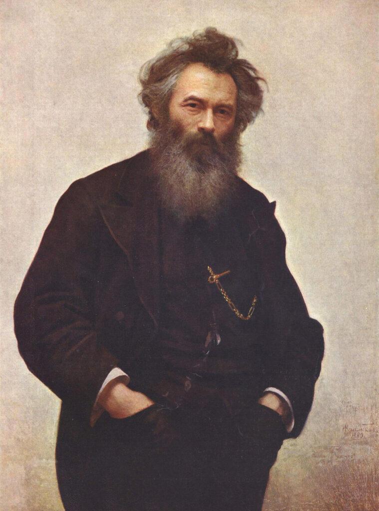 Иван Иванович Шишкин. Эссе Анны Кирьяновой
