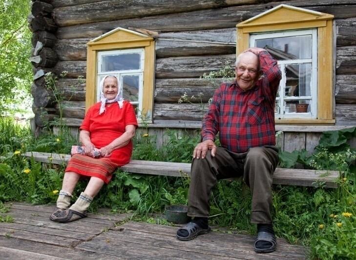 Дядя Ваня и тётя Маша. Рассказ Натальи Пряниковой