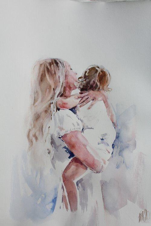Семейные радости и горести. Рассказ Светланы Гесс