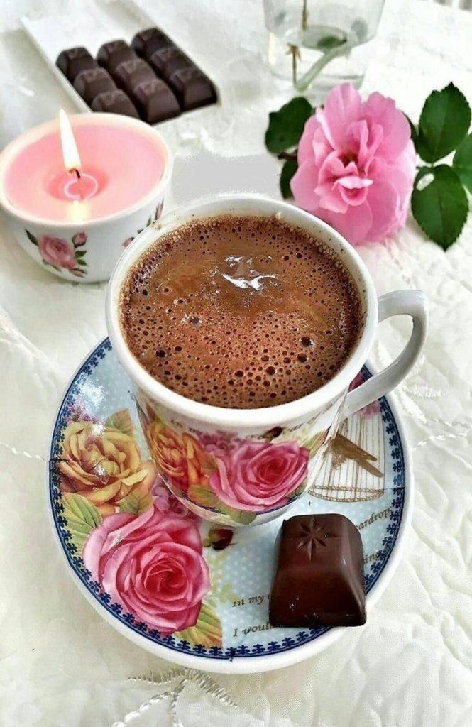 Настоящая любовь - это кофе, который варишь дома с утра